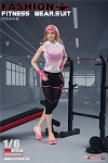 Women's Workout Outfit Set (Pink)