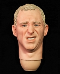 Male Head Sculpt (Confused Expression)<BR>PRE-ORDER: ETA Q2 2018