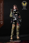 Angela: Female Hunter<BR>PRE-ORDER: ETA Q3 2018