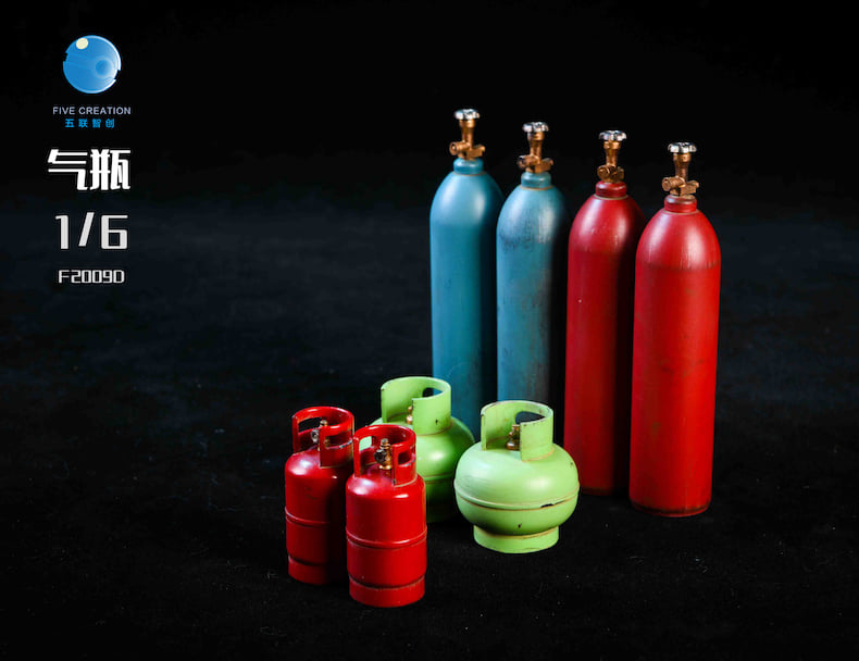 Air/Gas Tank Set 2<BR>PRE-ORDER: ETA Q1 2021