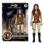 Firefly<BR>Zoe Washburne<BR>(1:12 Scale)