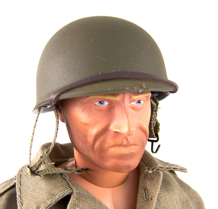 US M1 Helmet | One-Sixth WWII Allied Headgear | UU400