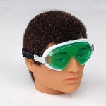 Goggles with Green Lenses<br><b>20% Off!!</b>