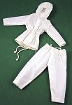 Arctic Jacket and Trousers (White)<br><b>Save $4!!</b>