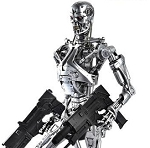 Terminator 2: Judgement Day – T-800 Endoskeleton (Deluxe ) (1:12 Scale)<BR>PRE-ORDER: ETA Q3 2019<BR>WAIT LIST
