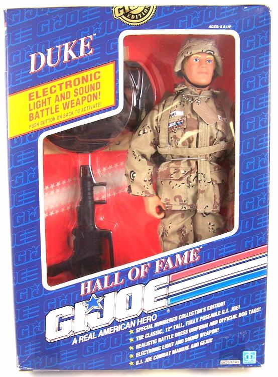 Duke Hall Of Fame 2nd Issue 1 6 Scale Gi Joe Hall Of