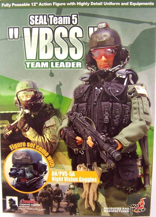 """Dam Toys Exhibition  Devgru Red Team VBSS handgun+holster for 1//6 Scale 12/"""" figu"""