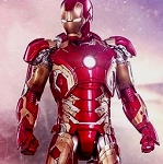 Avengers: Age of Ultron - Iron Man Mark XLIII<BR>PRE-ORDER: ETA Q3 2019