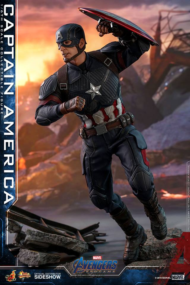 Protector De Dep/òsito Captain America Steve Rogers Avengers