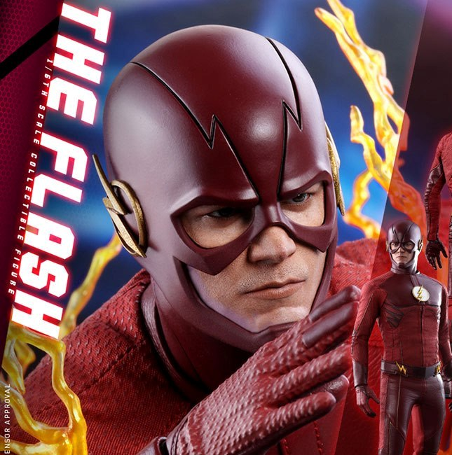 The Flash (TV Series)<BR>PRE-ORDER: ETA Q2 2021