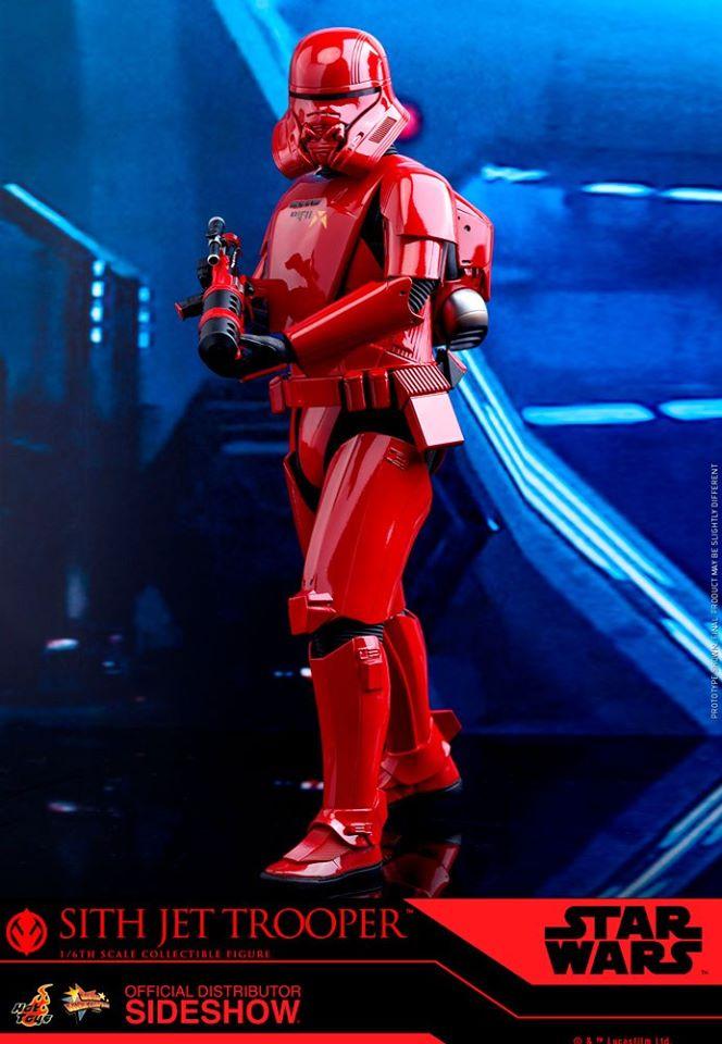 Star Wars Series Sith Jet Trooper 1 6 Scale Star Wars Ht 905634