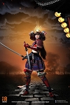 Female Samurai Figure Set (Red Armor)<BR>PRE-ORDER: ETA Q3 2018