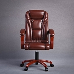 Boss Office Chair (Brown)