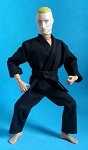 Karate Outfit (Black)