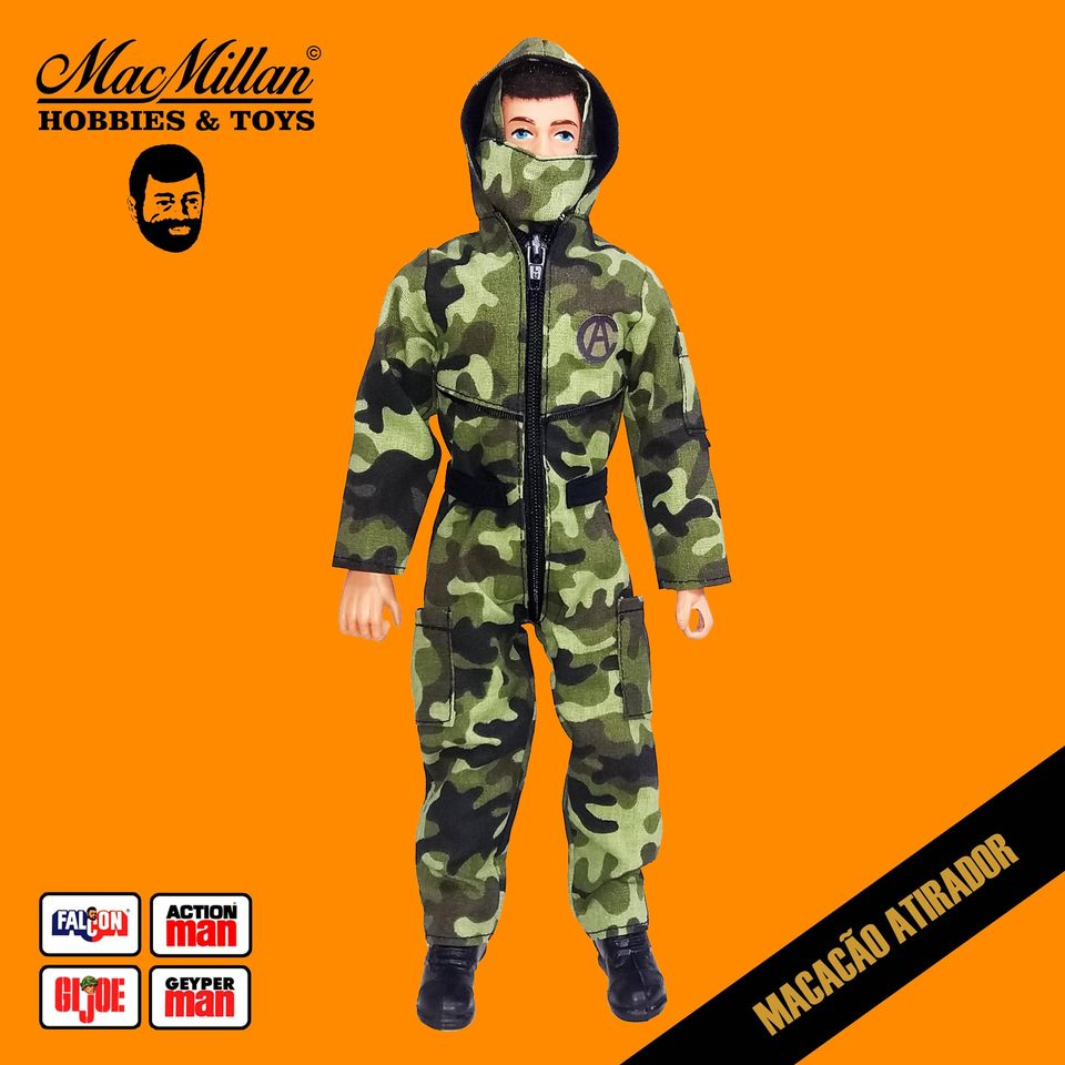Sniper Jumpsuit (Green)