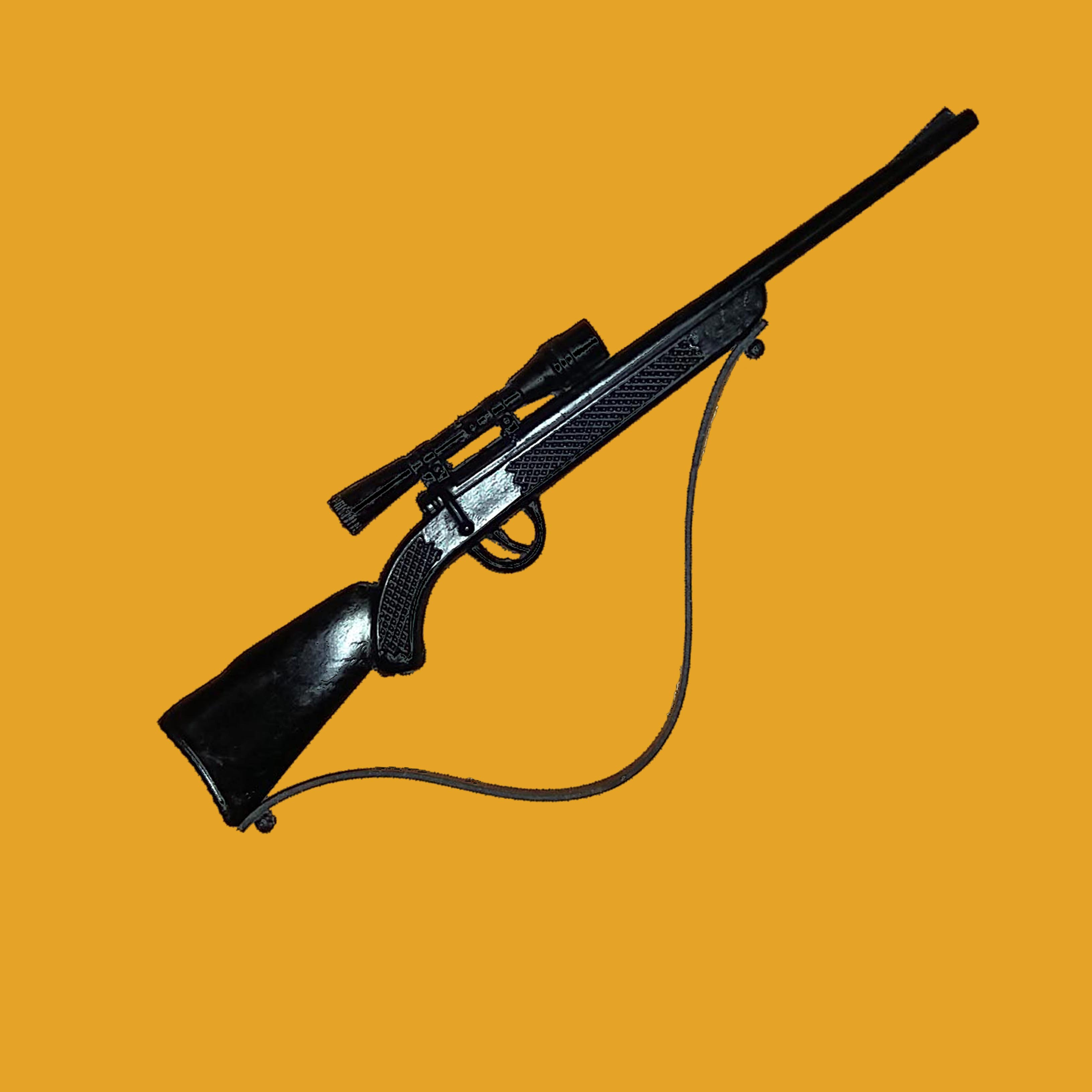 Hunting Rifle (Black)