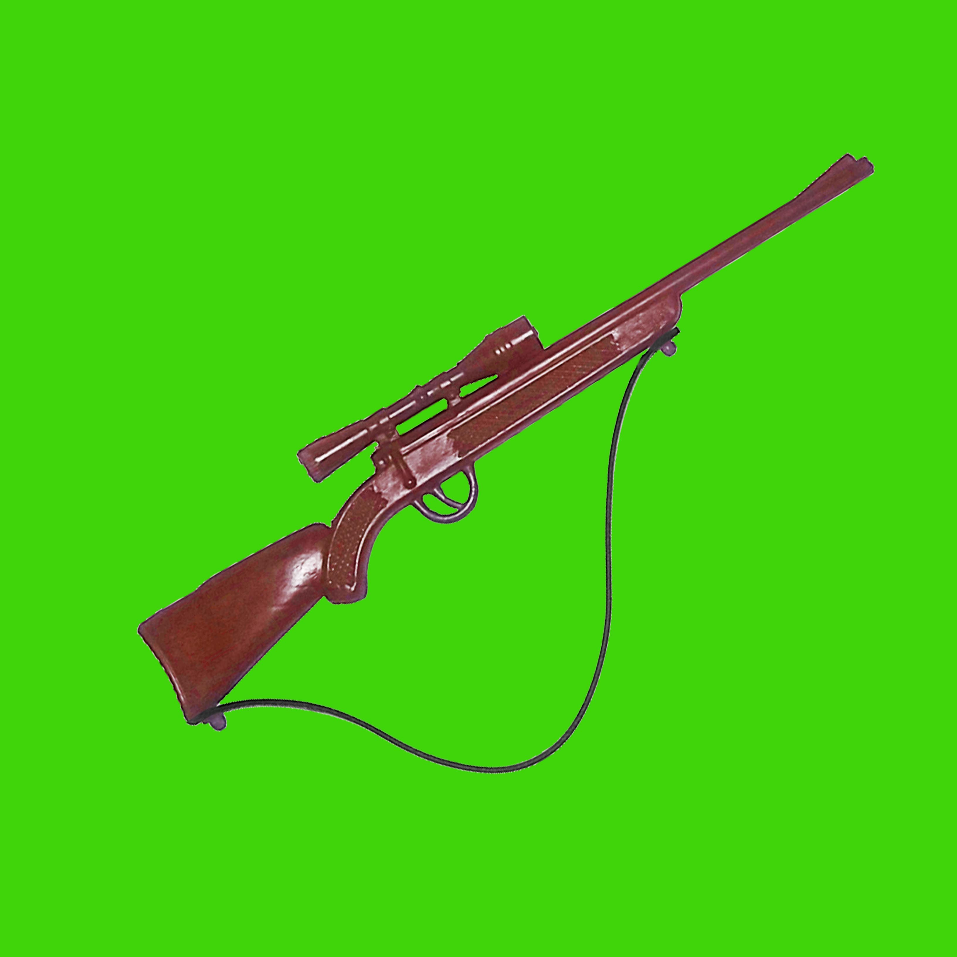 Hunting Rifle (Brown)