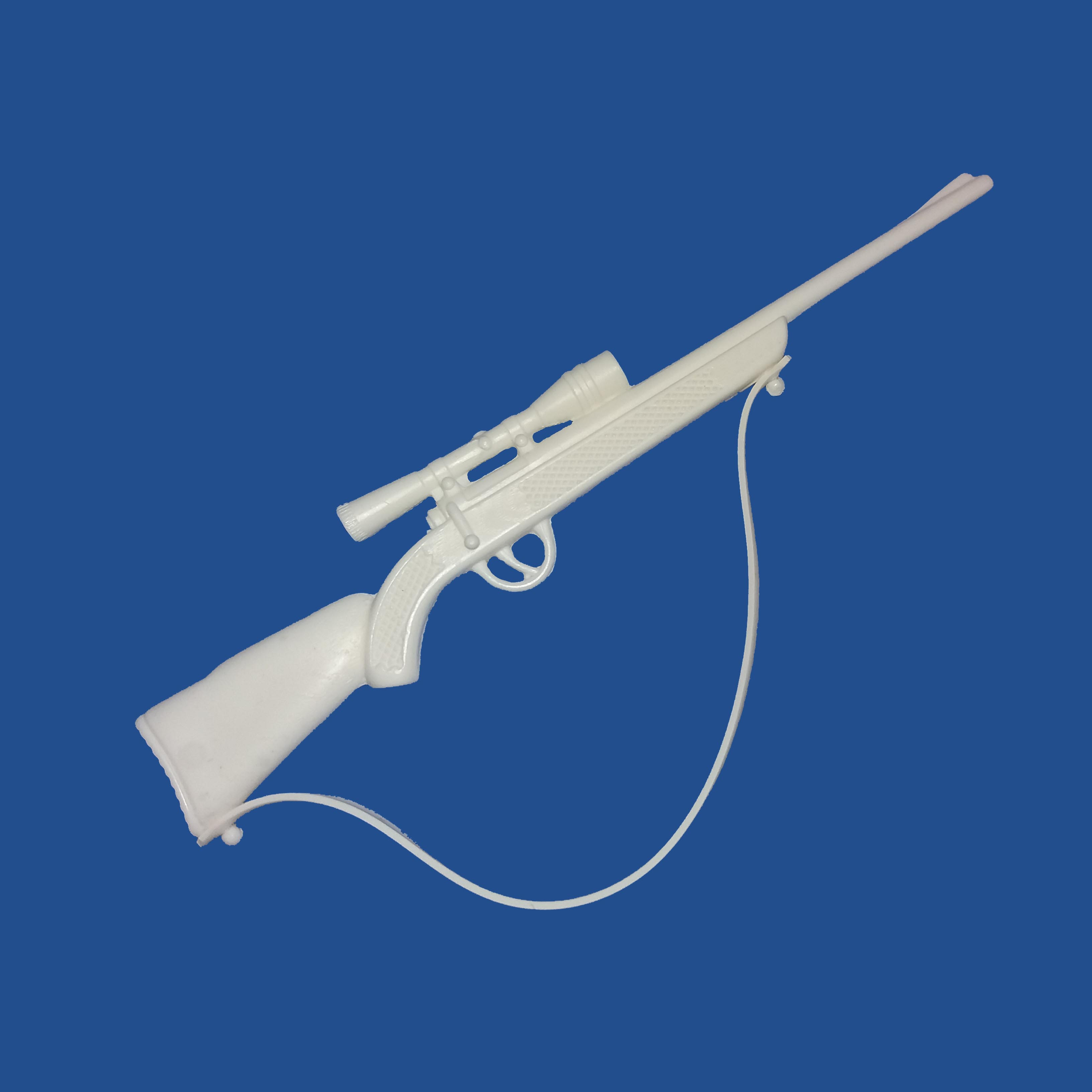 Hunting Rifle (White)
