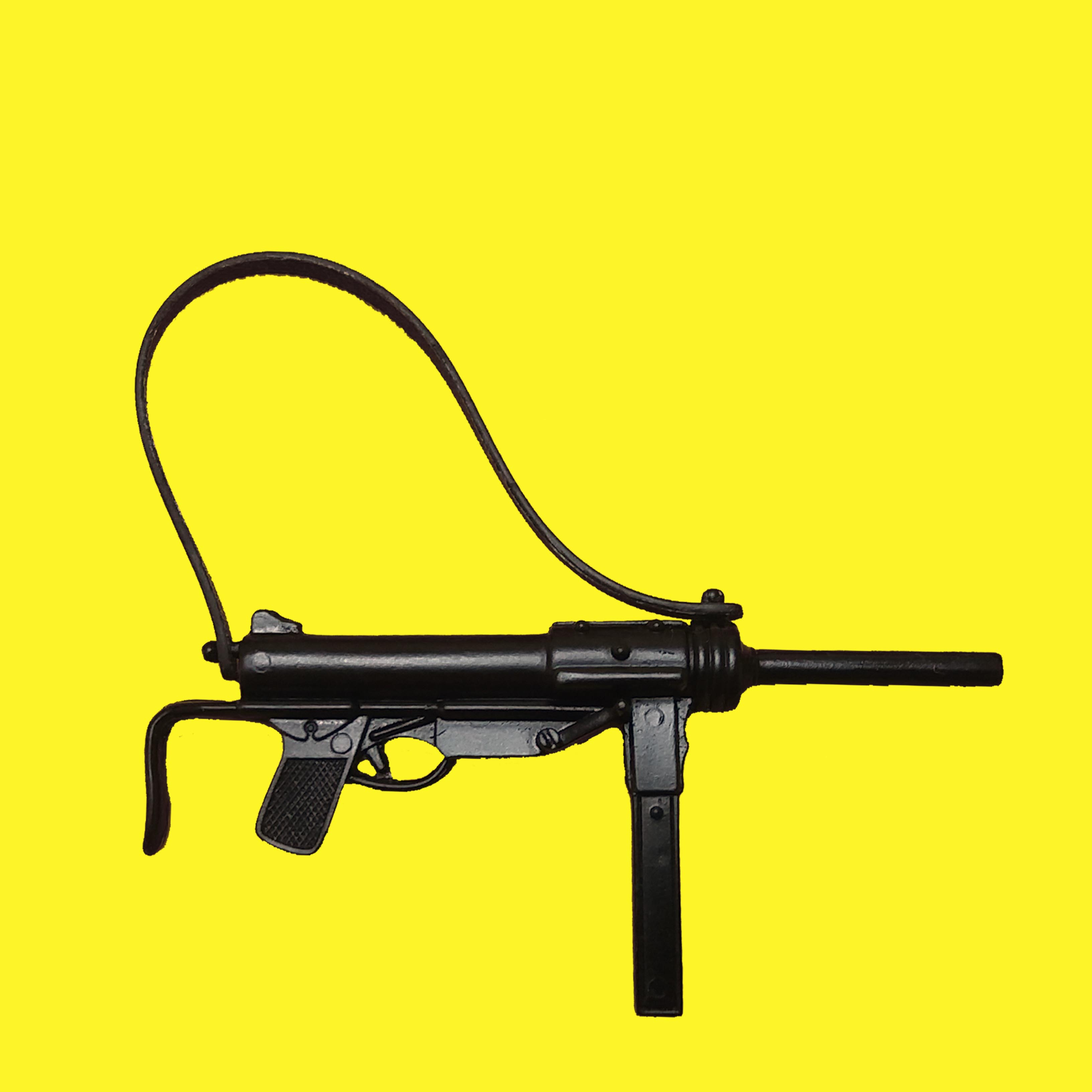 M3 Grease Gun (Black)