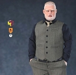 The Big Deal Suited Figure Set (Green)<BR>PRE-ORDER: ETA Q1 2020