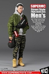 Men's Street Style Flight Jacket Set <BR>PRE-ORDER: ETA Q3 2019