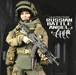 Russian Battle Angel 'Anna'<BR>PRE-ORDER: ETA Q4 2019