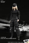 Crye Style Tactical Uniform Set<BR>(Black, Female Cut)