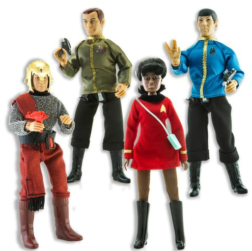 Star Trek Assortment<BR>Wave 5  (1:9 Scale)<br><b>BLOWOUT SALE</b>