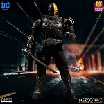 One:12 Collective:<BR>Deathstroke<BR>(Stealth Ver. / PX Exclusive)<BR>(1:12 Scale)<BR>PRE-ORDER: ETA Q1 2018<BR> WAIT LIST