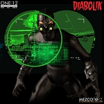 One: 12 Collective: Diabolik (1:12 Scale)<BR>PRE-ORDER: ETA Aug. 2019
