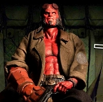 One: 12 Collective: Hellboy (1:12 Scale)<BR>PRE-ORDER: ETA May 2020