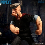 One: 12 Collective: Popeye (1:12 Scale)<BR>PRE-ORDER: ETA Jan. 2019