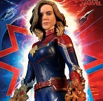 One: 12 Collective: Captain Marvel (1:12 Scale)<BR>PRE-ORDER: ETA Q1 2020