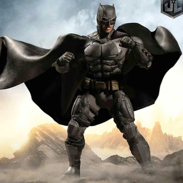 One:12 Collective - Justice League: Tactical Suit Batman (1:12 Scale)<br><b>Save $20!!</b>