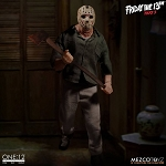 One:12 Collective - Friday the 13th III: Jason Vorhees (1:12 Scale)<BR>PRE-ORDER: ETA Q1 2019