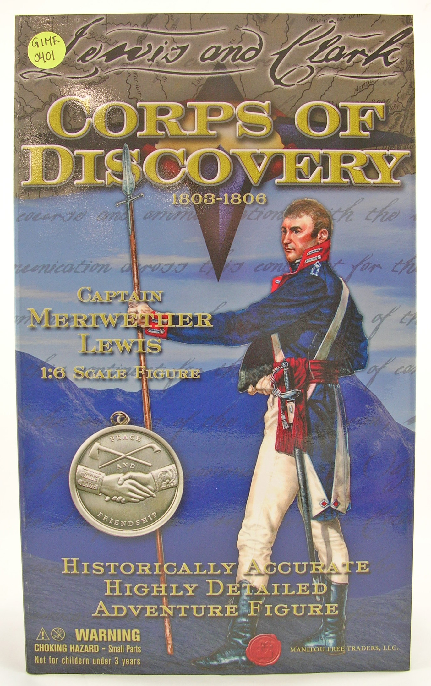 Meriwether Lewis: Corps of Discovery