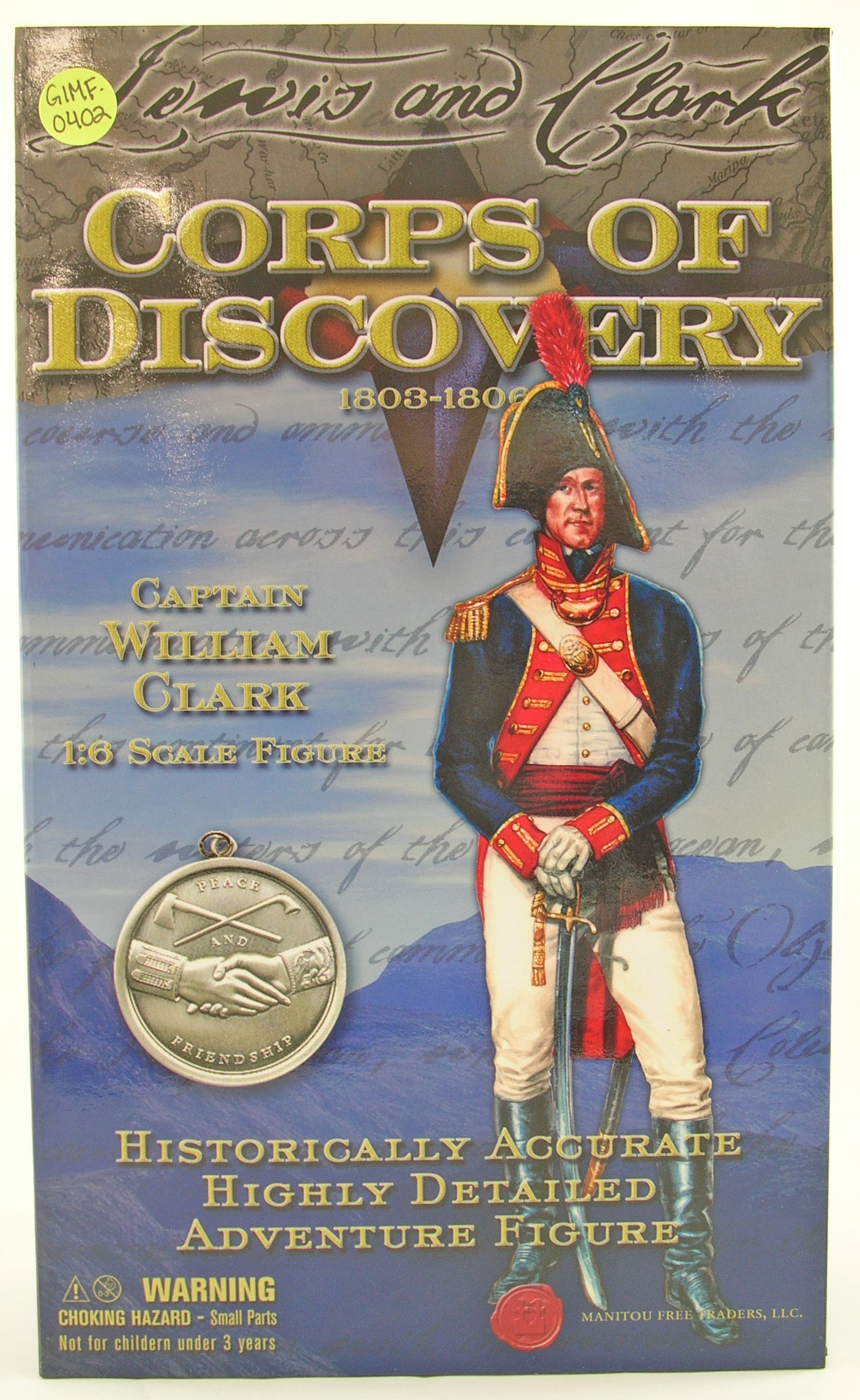 William Clark: Corps of Discovery
