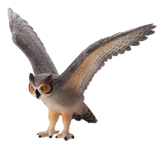 Great Horned Owl<BR>PRE-ORDER: ETA Q4 2019
