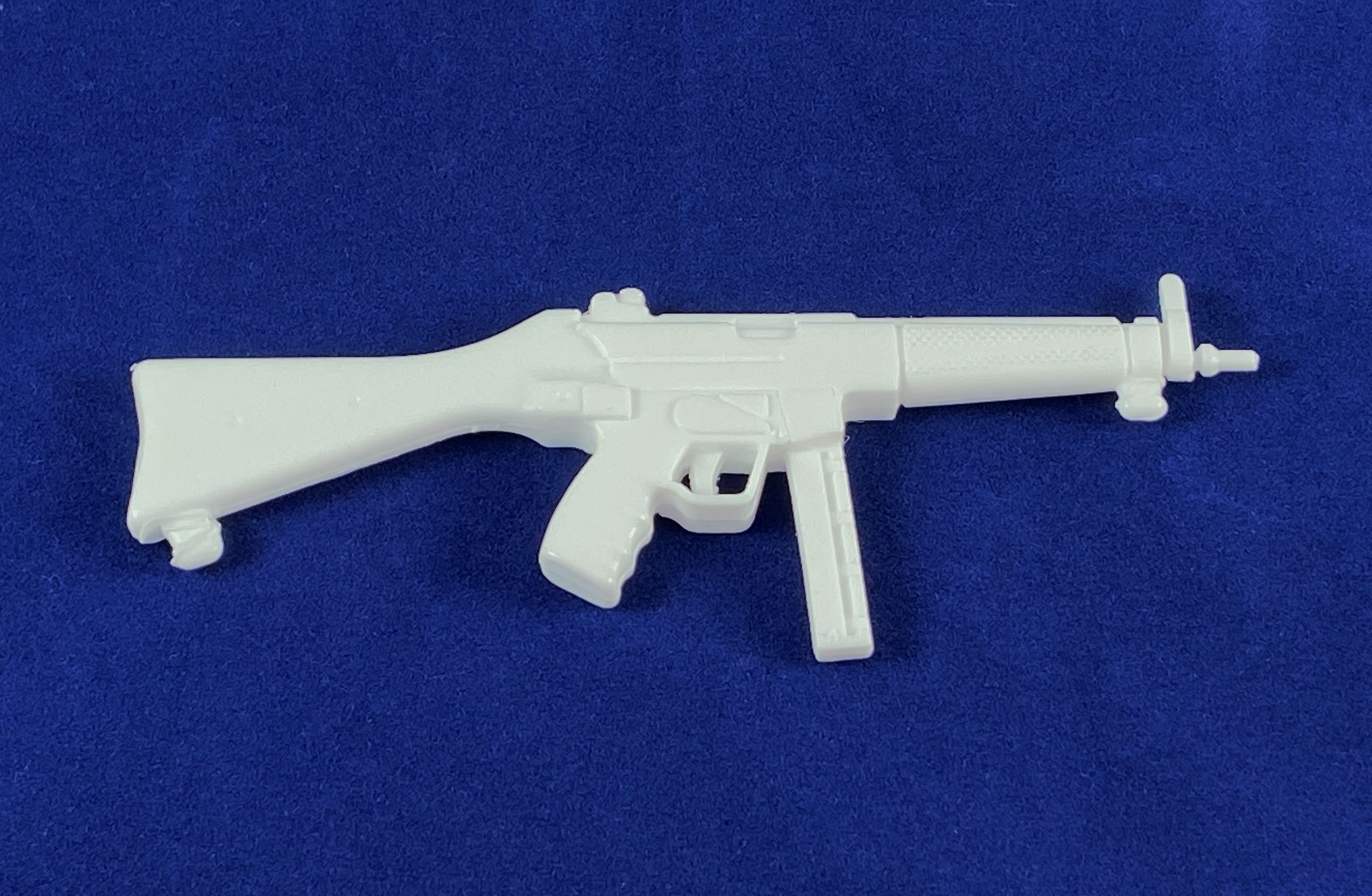MP5A2 Sub-Machine Gun (White)