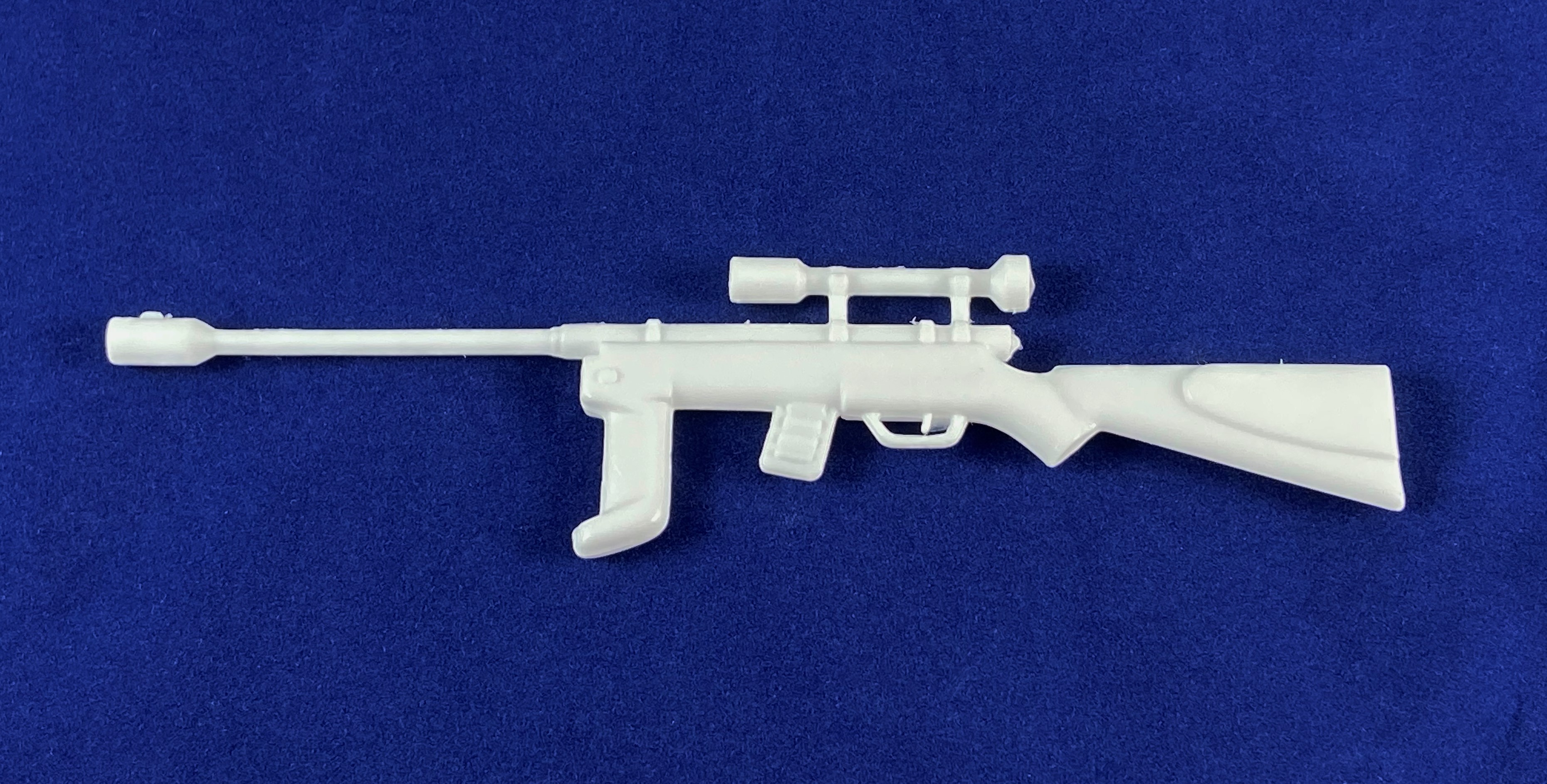 Spy Rifle (White)