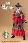 The King's Bodyguard Female Outfit Set (Red)<BR>PRE-ORDER: ETA Q3 2018