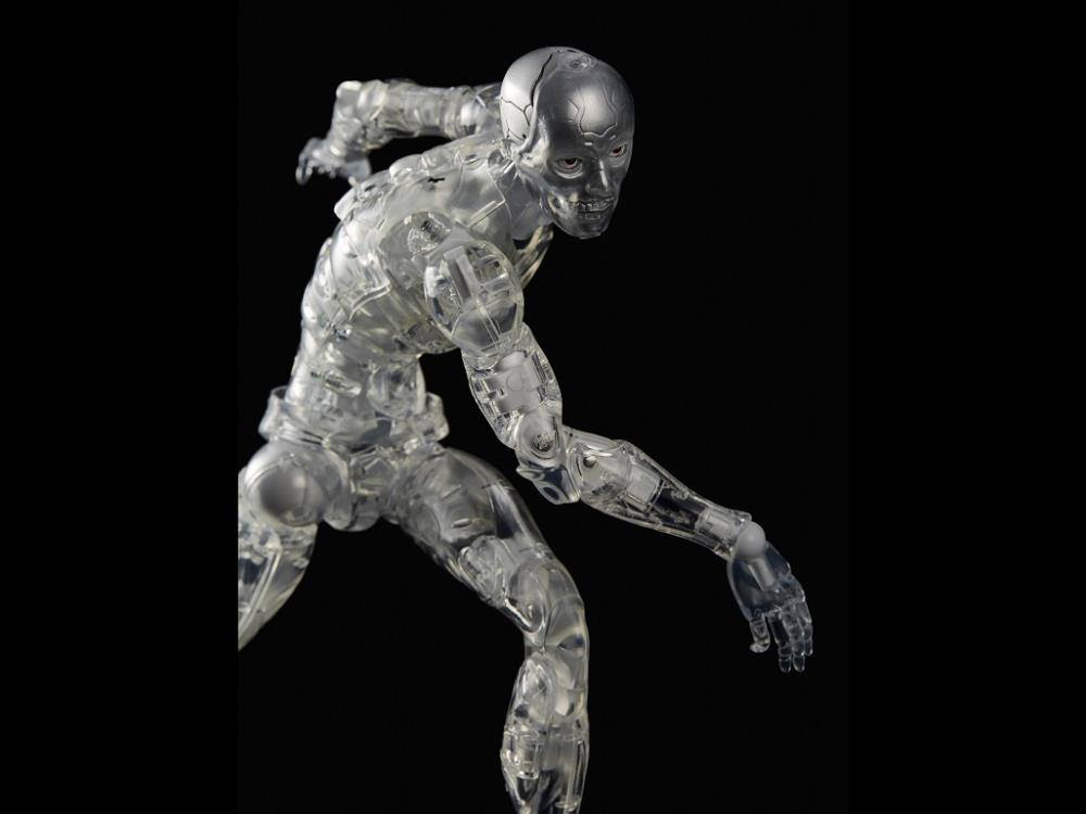 Toa Heavy Industries 1/6 Synthetic Human (Clear Version)<BR>PRE-ORDER: ETA July 2020