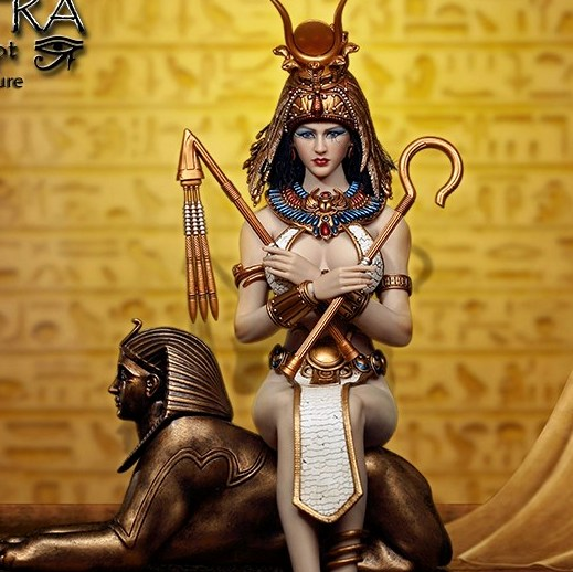 Cleopatra: Queen of Egypt<BR>PRE-ORDER: ETA Q3 2019<br>WAIT LIST