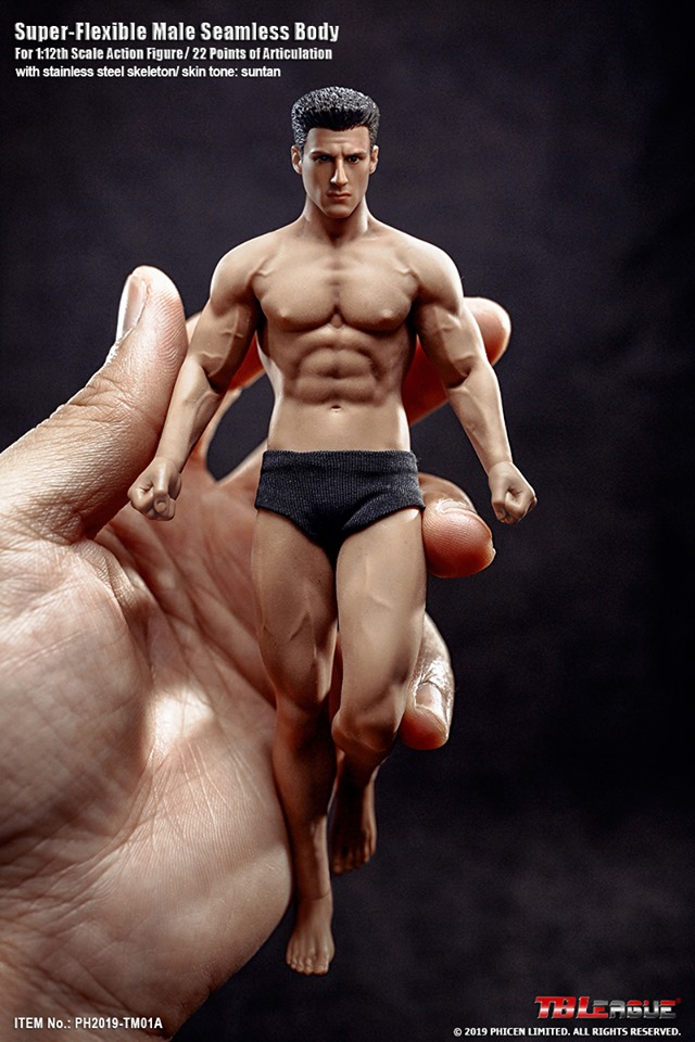 1//6 scale Flexible Hands for 12/'/' Male Figure Body COO ZC TOYS Hot Toys Phicen