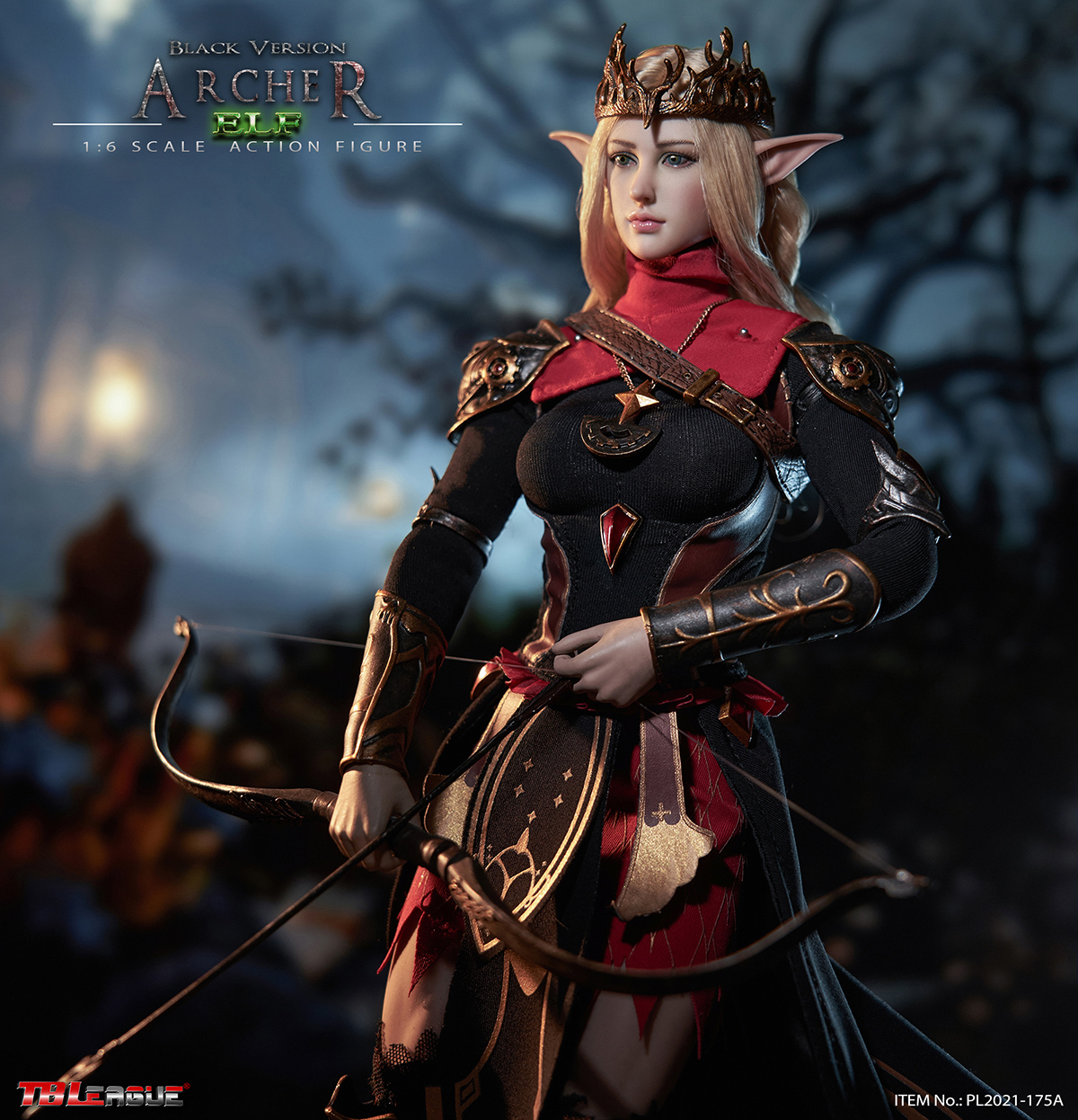 Female Nordic Warrior (Asian Version)<BR>PRE-ORDER: ETA Q3 2021
