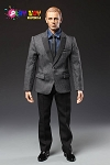 Gray Sports Coat Outfit Set <BR>
