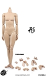 Super Flexible Female Body<BR>Sun Tan Skin<BR>Small Bust<BR>BACK ORDER