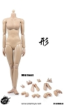 Super Flexible Female Body<BR>Sun Tan Skin<BR>Medium Bust<BR>BACK ORDER