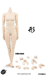 Super Flexible Female Body<BR>Pale Skin<BR>Small Bust<BR>BACK ORDER