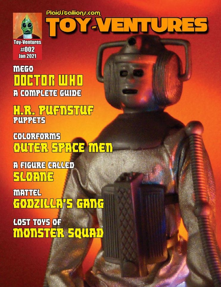 Plaidstallions.com Presents Toy Ventures Magazine Issue #2